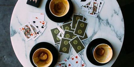 Cards 'n' Coffee tickets
