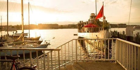 Swiss CyberSecurity Event on the boat tickets