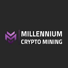 Millennium Crypto Mining logo
