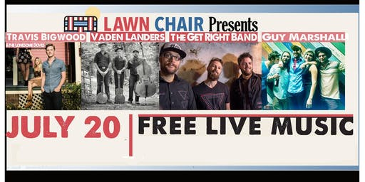 The Lawn Chair Concert Series