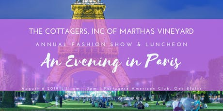 An Evening in Paris tickets