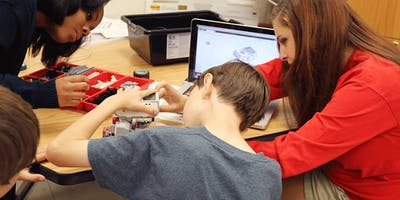 Project Innovate: Coding and Robotics Inventors Camp (Ages 9-14), 9am-3pm, July 15-19, 2019