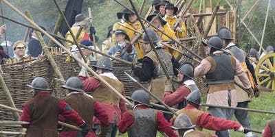 The Sealed Knot - Battle - Basing House, Easter weekend 2019