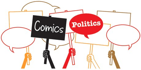 CSS '19 Comics/Politics tickets