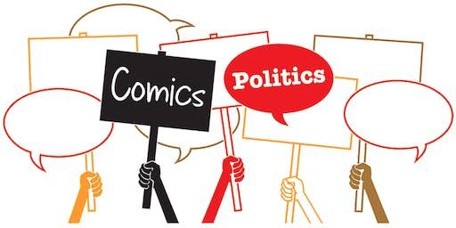 CSS '19 Comics/Politics