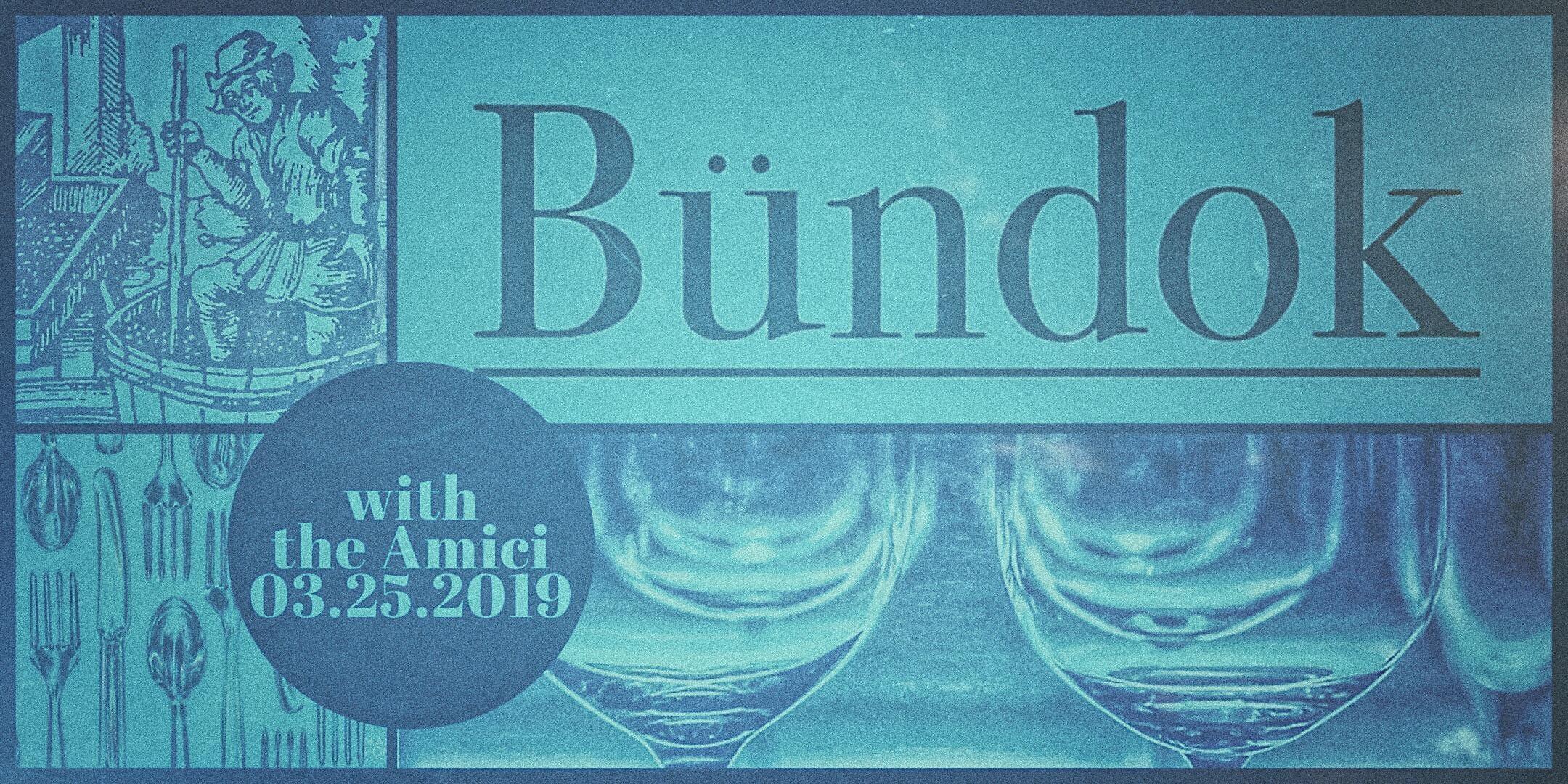 The Amici Burst into Bündok