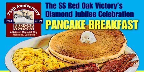 2019 Red Oak Victory Pancake Breakfasts - Next: September 8 tickets