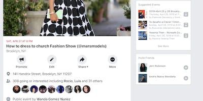 @marsmodels Fashion Show by @marsministry