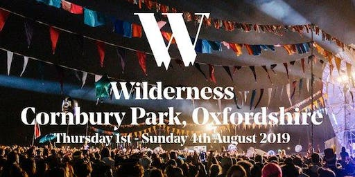 Cycle from London to Wilderness Festival + Wilderness Festival Ticket
