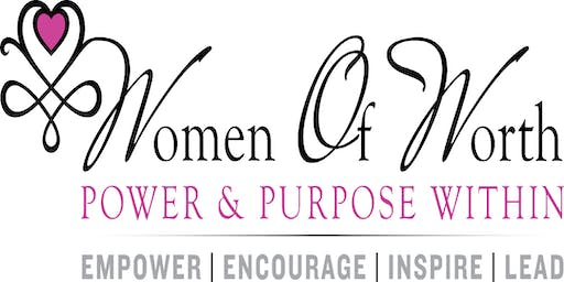 Women Of Worth ~ Power & Purpose Within III - Grace & Forgiveness
