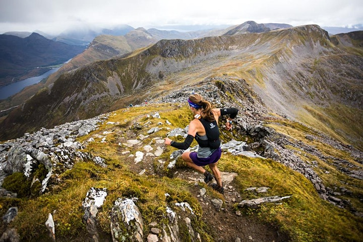 Salomon Ring of Steall Skyrace ™ Official Recce image