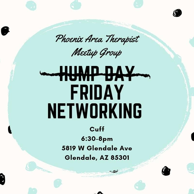Friday Networking