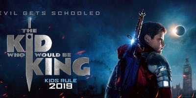The Boy who would be King. Autism friendly Viewing