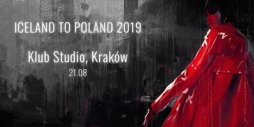Iceland To Poland - Kraków 2019