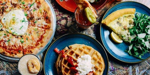 SATURDAY SEPTEMBER 21: THE COMEDY BRUNCH