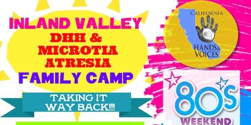Inland Valley DHH Microtia Atresia Family Camp