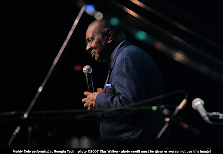 Freddy Cole Centennial Tribute to Nat King Cole image