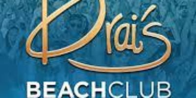 DRAIS BEACH CLUB - POOL PARTY - GUEST LIST - LAS VEGAS