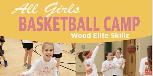 Wood Elite Skillz Training ALL GIRLS CAMP