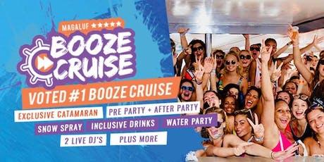 Magaluf Booze Cruise tickets