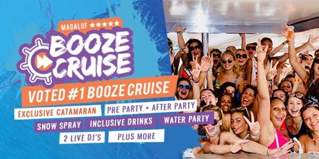 Magaluf Booze Cruise tickets
