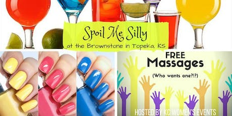 Spoil Me Silly @ The Brownstone  tickets