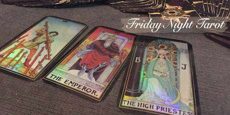 July Tarot Meetup - Tarot & the Astrological Houses tickets