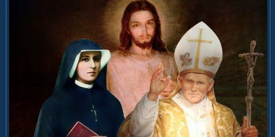 Divine Mercy Conference Celebrating Feat of St. John Paul II