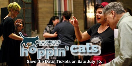 3rd Annual Hoppin' Cats: A Swing Dance Fundraiser tickets