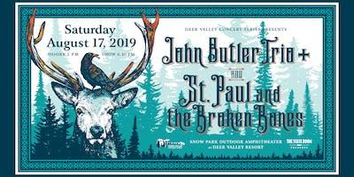 John Butler Trio+ |  St. Paul & The Broken Bones