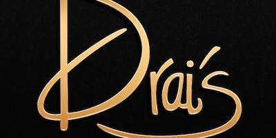 DRAIS NIGHTCLUB - GUEST LIST - LAS VEGAS