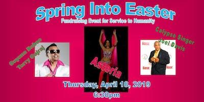 Spring Into Easter: Dinner & Dance Fundraiser