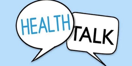 Health Talk, learn and Stretch tickets