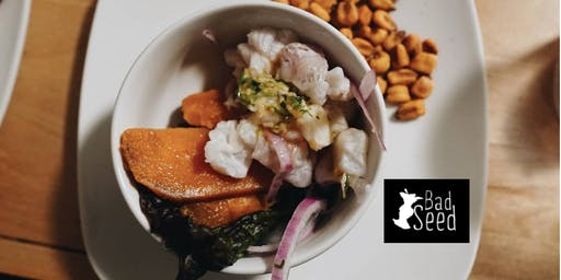 Bad Seed Farm Dinner Series - October