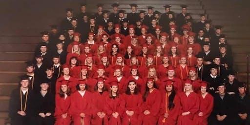 GHS Class of 1999 Twenty Year Reunion Dinner