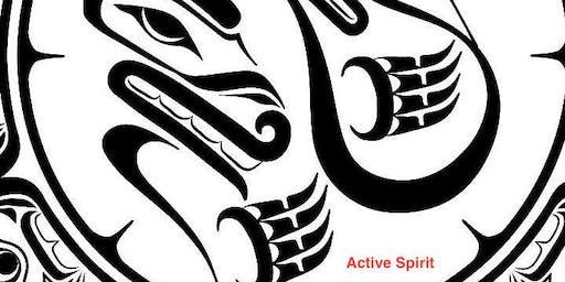 Active Spirit 2km & 5km Community Walk & Run 2020