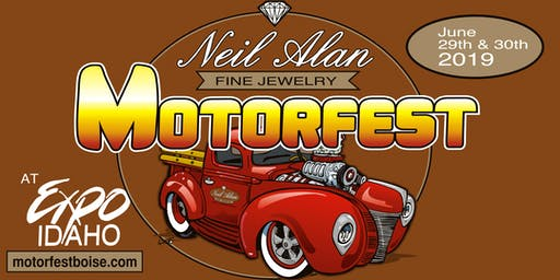 Neil Alan Fine Jewelry Motorfest 2019 Registration