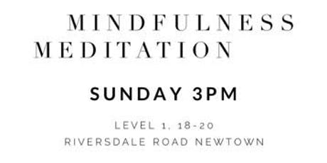 FREE MINDFULNESS MEDITATION tickets