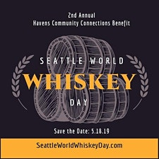 Seattle World Whiskey Day logo