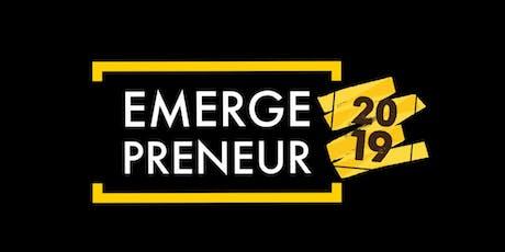 EMERGE-PRENEUR 2019 tickets