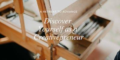Discover Yourself as a Creativepreneur