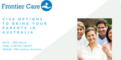 Learn how to bring your parents in Australia from India