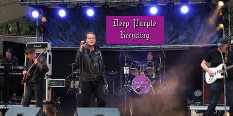 Deep Purple Recycling  Tickets