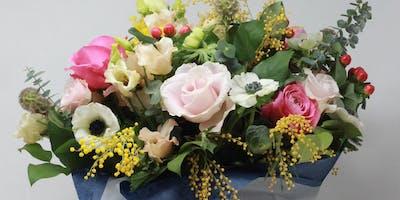 Spring Hand-Tied Bouquet Workshop