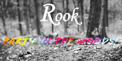 Rook Cycleworks Party in the Woods