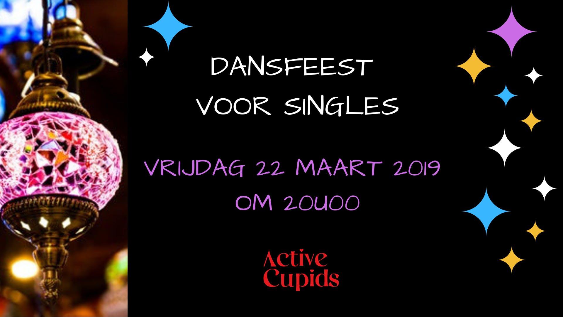 Dansfeest voor singles in Gent