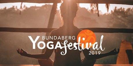 Bundaberg Yoga Festival 2019 tickets