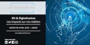 Afterwork RH Bordeaux : RH & Digitalisation, l'impact...