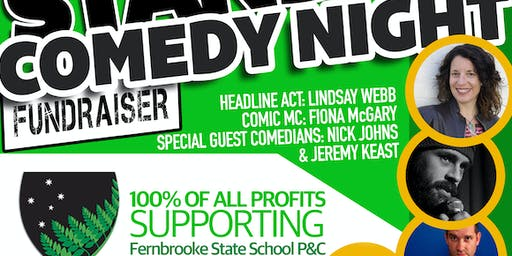 Comedy Night Fundraiser - Fernbrook State School
