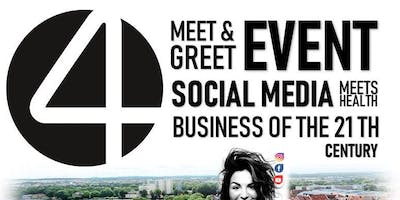 Meet & Great Event - Business of the 21 Century
